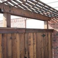 Custom Wood Fence and Gates I Tulsa I Kansas I Texas I Arkansas I Oklahoma City I Oklahoma Outdoor Living