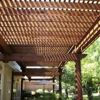 Custom Wood Pergola I Tulsa I Kansas I Texas I Arkansas I Oklahoma City I Oklahoma Outdoor Living