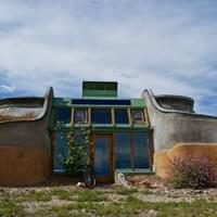 Earthship, Simple Survival Model