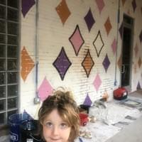 The LongTail Building - Painting Instagram Wall