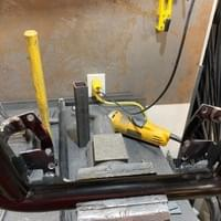 ATV Bumper Repair