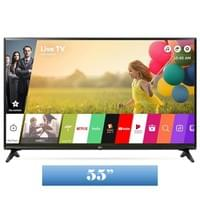 LG Full HD 1080p Smart LED TV - 55'' Class (54.6'' Diag) (55LJ5500)