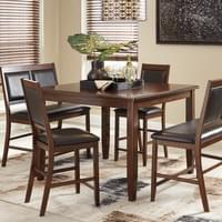 Ashley Meredy 5 Piece Pub Set (D395)