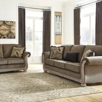 Ashley Richburg Coffee Sofa and Loveseat (23903)