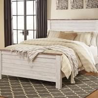 Ashley Willowton Bed (B267)