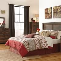 Ashley Quinden Bedroom Set (B246)