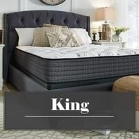 Ashley Limited Edition Plush King Mattress (M626)