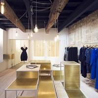 Conception et design d'une boutique