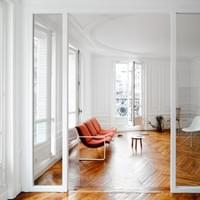 Rénovation d'un appartement Haussmannien, Paris