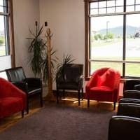Lobby at Advanced Rehab - Helena, Montana