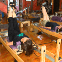 Pilates Session at Advanced Rehab - Helena, Montana