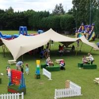 stretch tent hire ireland in low price