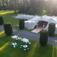 stretch tent installations