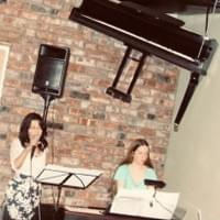 Amy & Deborah performing at The Jazz Cafe in Swansea!