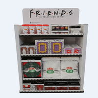 Target custom FSDU paper display for Friends series commodities