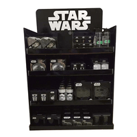 Woolworth quality floor display for Star Wars Series items