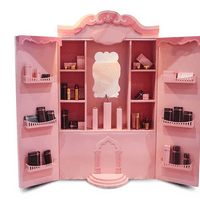 Paper Display for make up products retailer