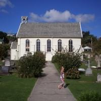 Christ Church at Russell, North Island