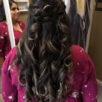 formal hair dtyling atherton