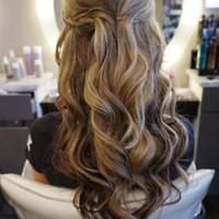 curls , hair styling