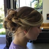 updo for prom palo alto