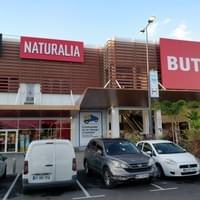 Construction d'un magasin Naturalia - Ccial Family Plaza - Guadeloupe (971)