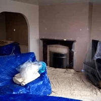 Full lounge redecoration