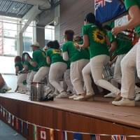 Samba Ao Vento at UCOL Flavour of Cultures, Palmerston North