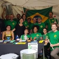 Samba ao Vento at Festival of Cultures - Palmerston North 2017