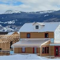 10 Days After Delivery - Runway Home Custom Home in Crested Butte