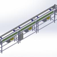 Double Layer Conveyor