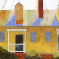 tim's yellow house
