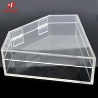 Acrylic jewelry storage box