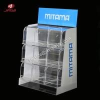 Acrylic display stand