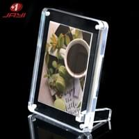 Standing Acrylic Photo Frame