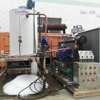 3 ton daily flake ice machine
