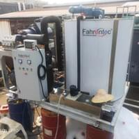 20 ton daily flake ice machine
