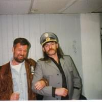Sam and Lemmy
