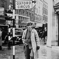 Murrow in London