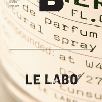 No. 65 - Le Labo - 137 pages