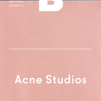 No. 61 - Acne Studios - 141 pages