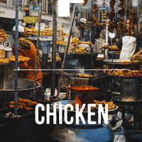 No. 3 - Chicken - 148 pages