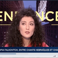 Sofia Falkovitch, i24NEWS, Tendances, entre chants hébraiques et chants d'amour, entre chants hébraiques et chants d'amour