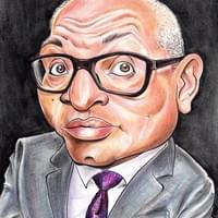 Larry Wilmore The Nightly Show Caricature