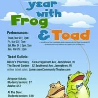 A Year with Frog & Toad 2018
