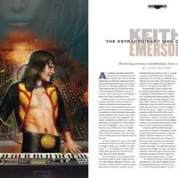 Keith Emerson's tribute