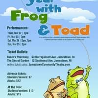 Year with Frog & Toad