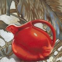 Red Pitchers and Patterns