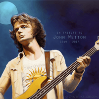 John Wetton Tribute