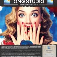 omg studio tanning shop - member of tanning association safe tanning practices